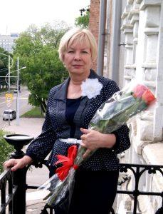 Картошкина Светлана Кондратьевна