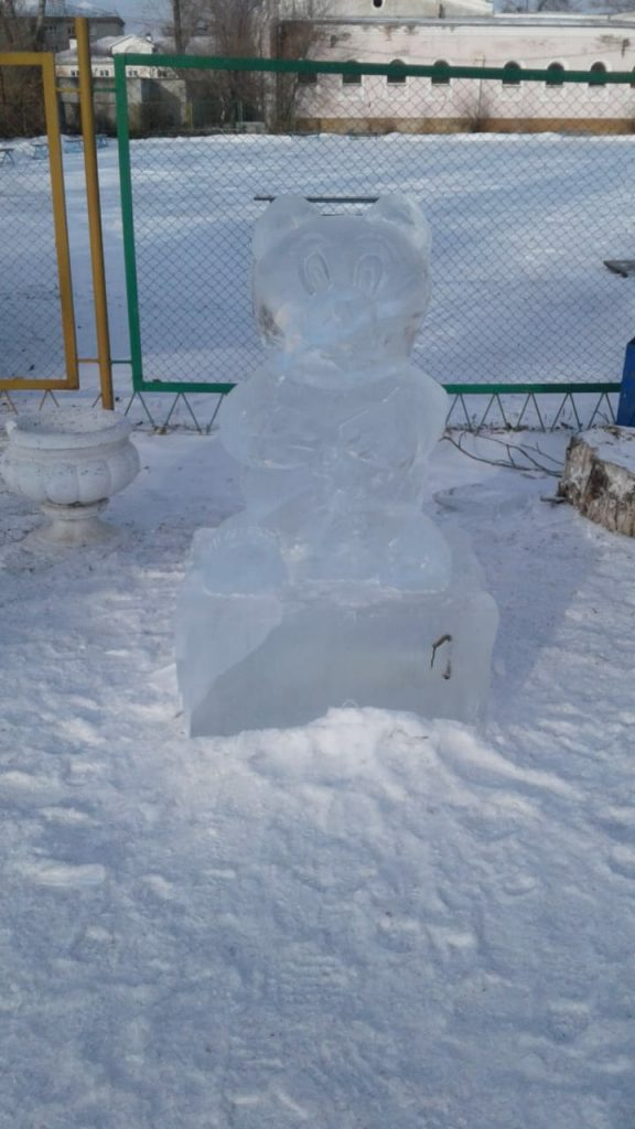 Волшебный лёд Амура