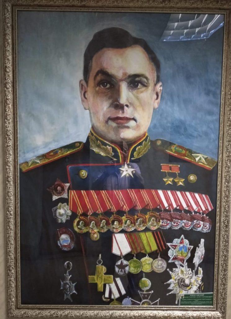 Портрет Кузнецова Ю. В.