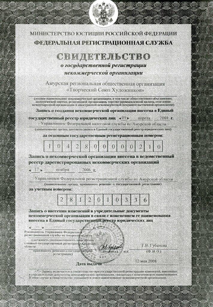 ЕГРЮЛ 1042800000210